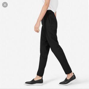 Everlane Italian GoWeave Track Pant Black Size 6